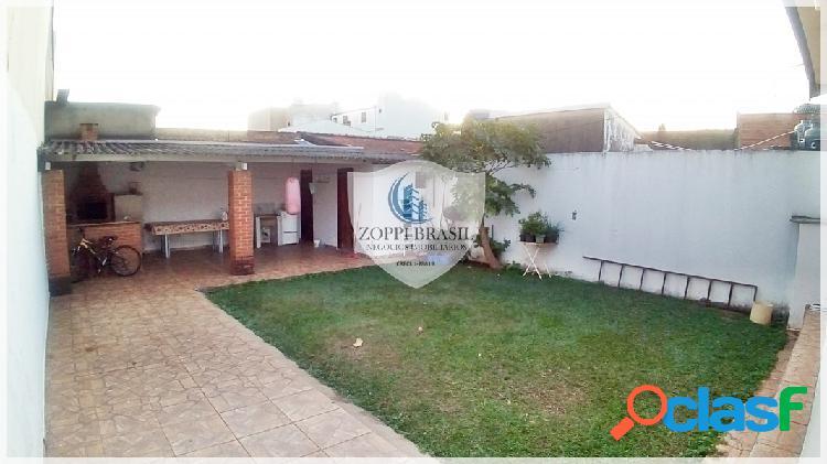 Ca703 - casa à venda em americana sp, bairro são vito, 347 m² terreno, 3 do