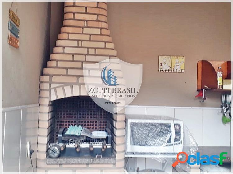 Ca725 - casa à venda em americana sp, parque residencial jaguari, 150 m² te