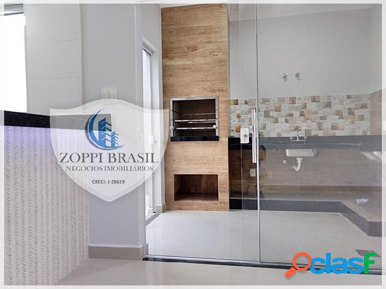 Ca752 - casa térrea a venda em americana sp, jardim terramerica, 150 m² ter