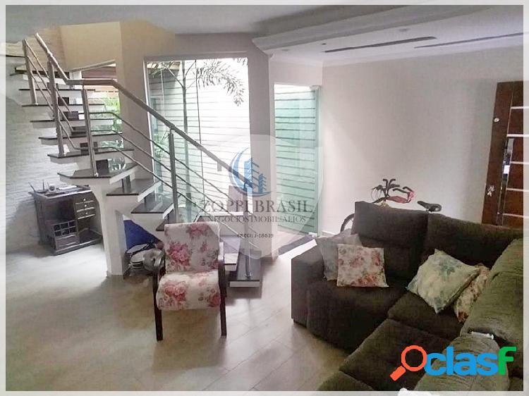 Ca804 - casa à venda em santa bárbara doeste, são camilo, 125m², 3 dormitór