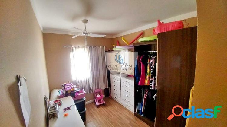 CA818 - Casa para venda em Americana, Jardim Ipiranga, 105m², 3 dormitórios 3