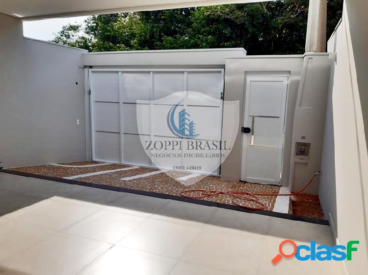 CA822 - Casa para venda em Americana, Jardim Ipiranga, 156m², 3 dormitórios 3