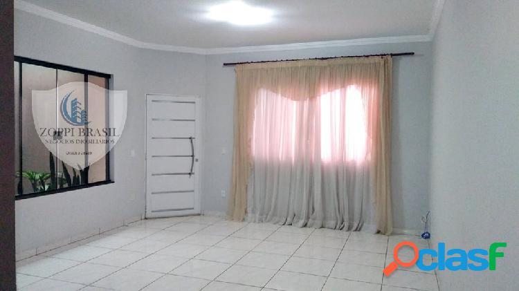 CA852 - Casa para venda em Americana, no Bairro Jardim Das Orquídeas, com 1 2