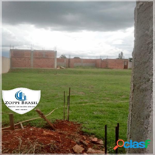 Te52 - terreno em condomínio, nova odessa sp, estância hípica, 1.000 m². ac