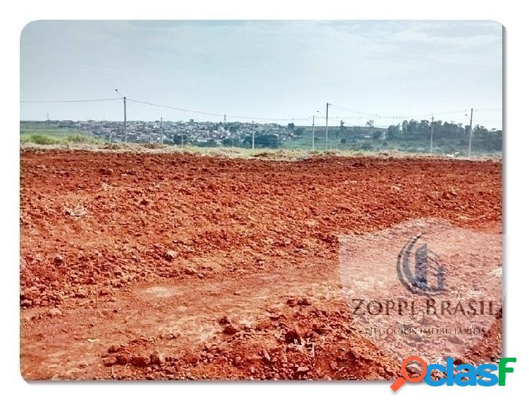 Te121 - terreno, venda, santa bárbara d`oeste, bairro terrazul, 200 m², com
