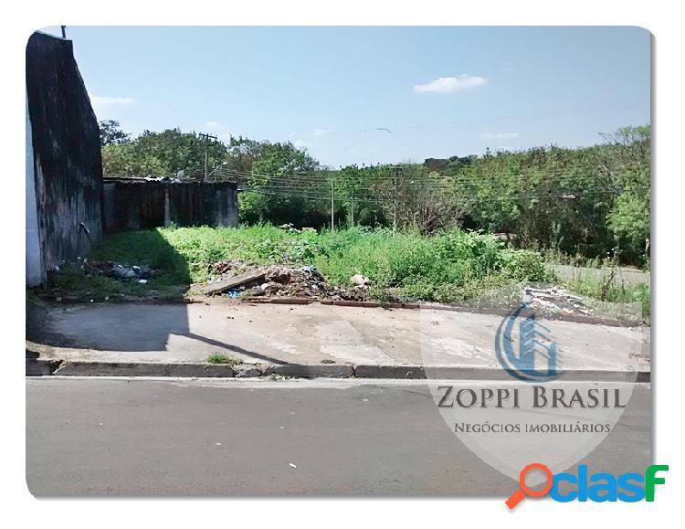 TE127 - Terreno, Venda, Americana, Jardim Mirandola, 200 m², Esquina, ÁREA 1