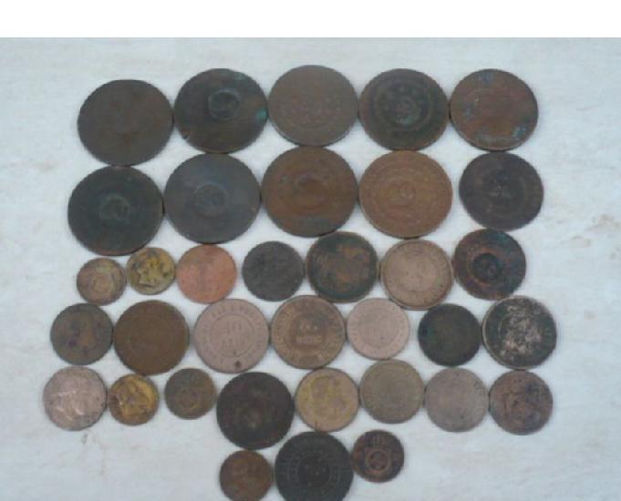 Compro moedas antigas anteriores a 1900 pago r$300,00 o kg