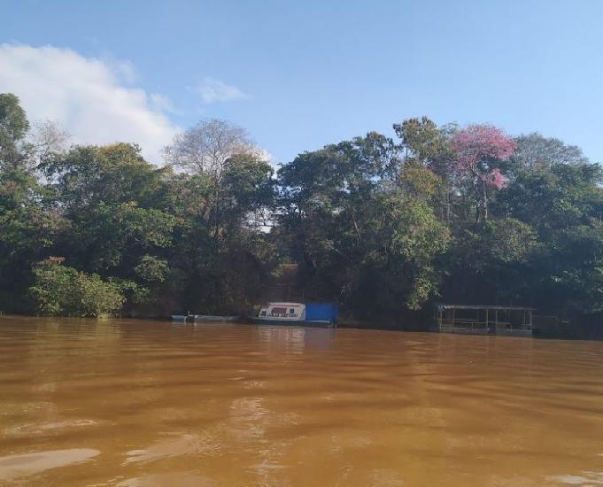 Chácaras às margens do rio são francisco