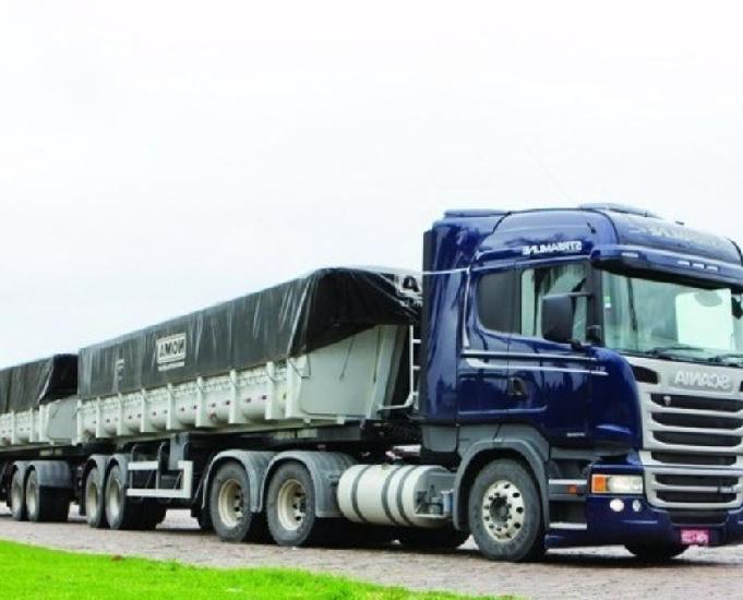 Scania r 440 ano 2015 + rodocaçamba noma