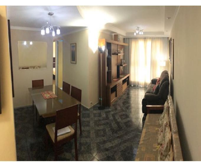 Apartamento mobiliado amplo perto o metro jabaquara