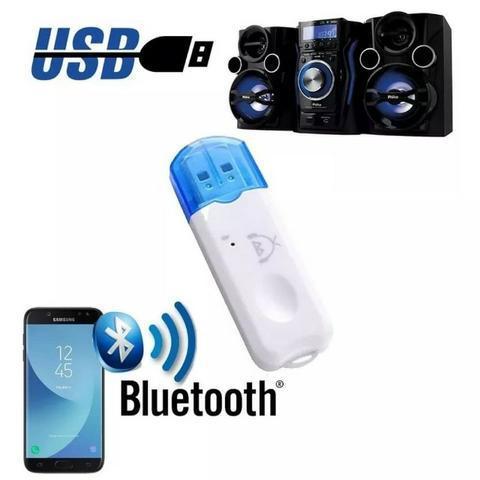Adaptador usb receptor de áudio bluetooth