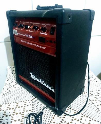 Amplificador multiuso / caixa de som amplificada