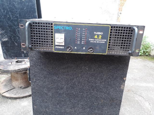 Amplificador spectro 4.2
