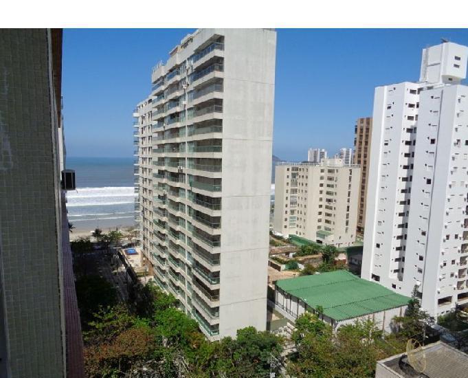 Apartamento 2 dormitórios + dep. empr, vaga, Pitangueiras