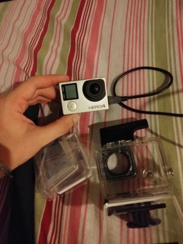Camera go pro hero 4 + cartão sd s10