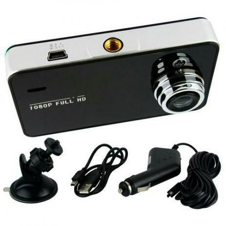Câmera filmadora veicular