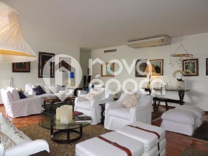 Copacabana, 4 quartos, 1 vaga, 260 m² Praça Eugênio