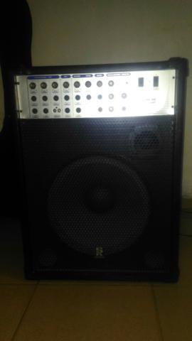 Cubo staner multiuso 132w rms (baixo, guitarra, teclado,