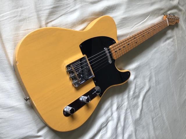 Fender telecaster baja(custom shop designed)