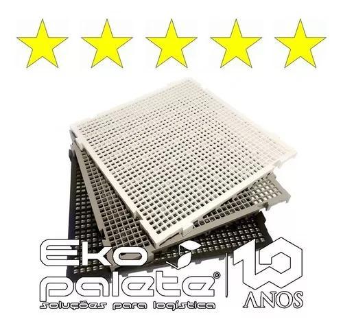 Frete gratis 12 unidades piso / estrado plastico 50x50x3