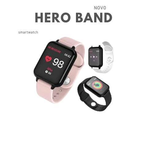Hero band smartwatch