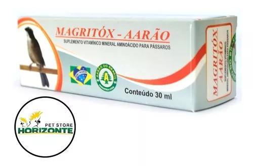 Magritóx 30ml - aarão -