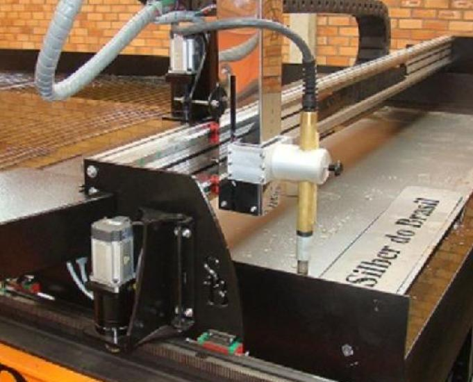 Máquina oxicorte e corte plasma