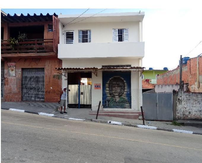 Salão comercial estrada das acasias - carapicuiba -sp