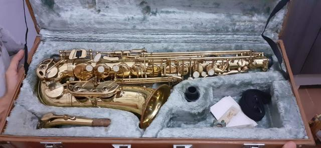 Saxofone alto vinci