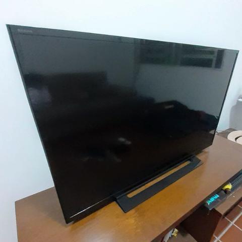 "Tv led 40"" sony full hd com conversor digital 2 hdmi 1 usb"