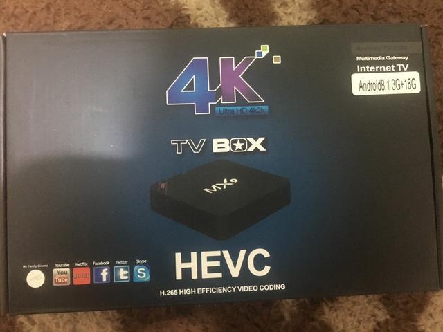 Tv box 3 ram promoção todos lacrados