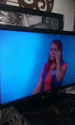 "Televisão 32"" lcd semp"