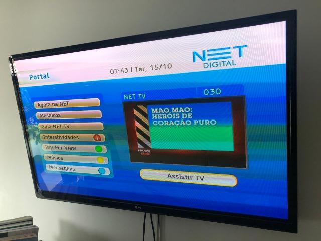 Televisão lg plasma 50 polegadas