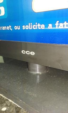 "Televisor cce 42"" lcd"