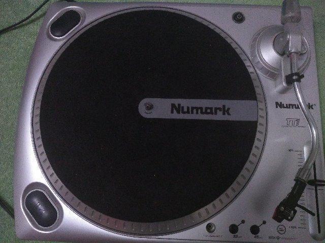 Toca-discos numark tt-usb