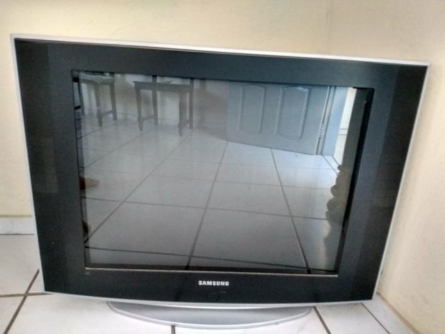 Tv tubo imagem (quebrada)