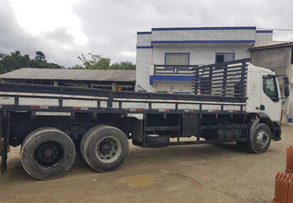 Volvo truck vm 260 6x2r