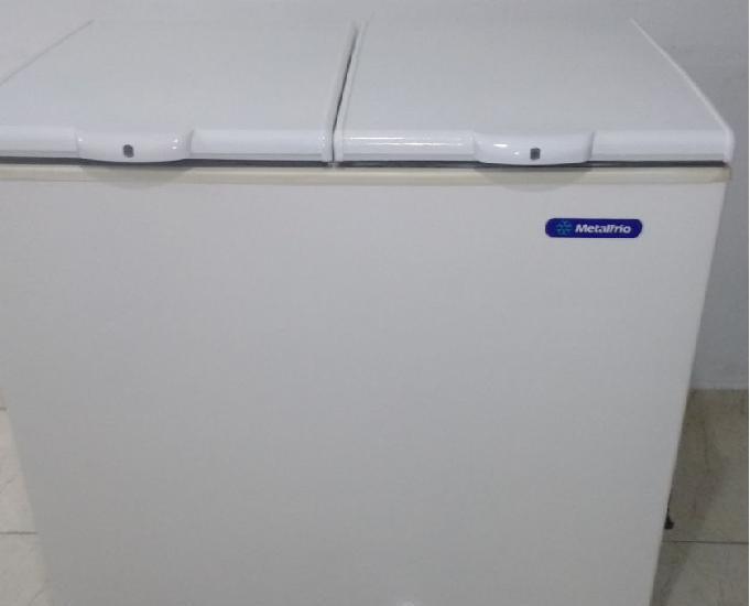 Valor ja com a entrega,freezer horizontal metalfrio