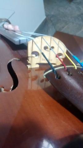 Viola 5 cordas (leia o anúncio)