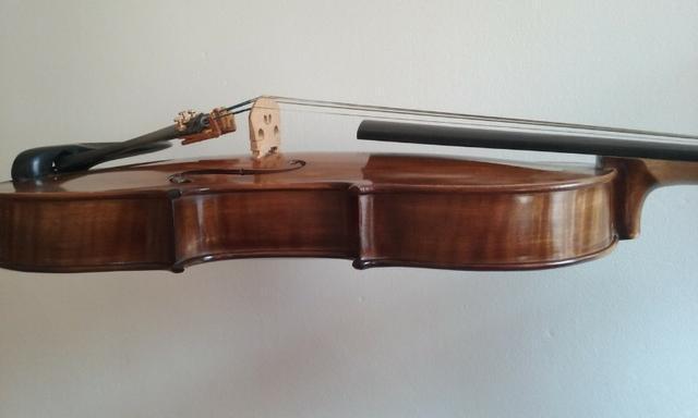 Viola de arco profissional stainer - tamanho 41