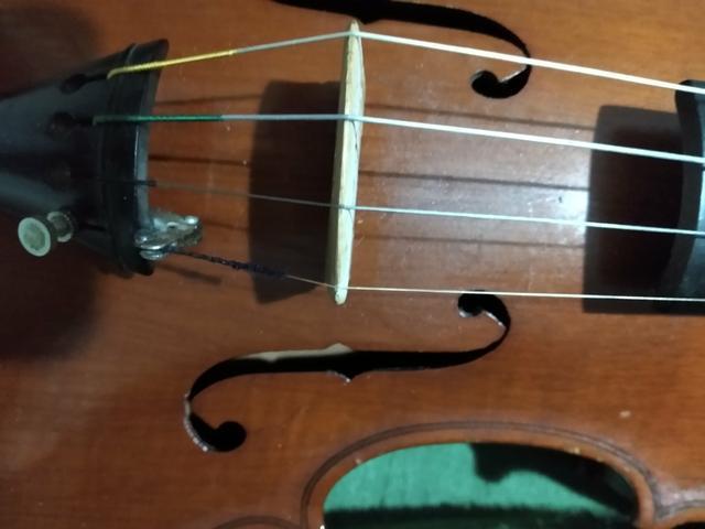 Violino giannini antigo 4/4