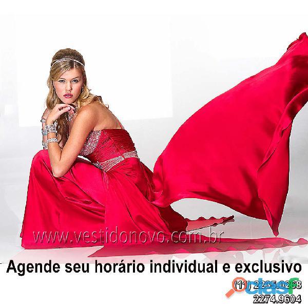 Vestidos vermelhos, formatura, mãe de noivo, na aclimação, vila marina, zona sul