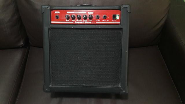 Amplificador impact cb80 30w !