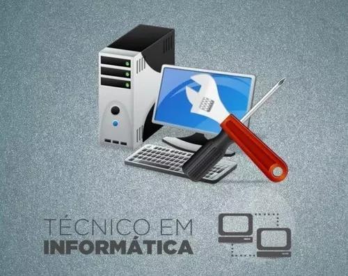 Assistencia tecnica informatica computadores notebooks