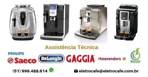 Assistência técnica para maquinas de café