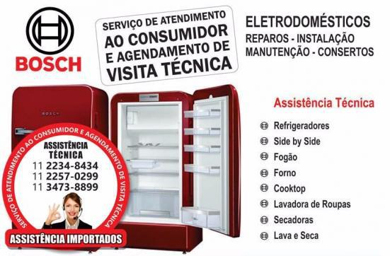Assistência técnica bosch eletrodomesticos importado
