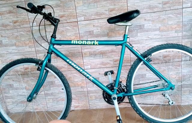 Bicicleta monark (nunca usada)