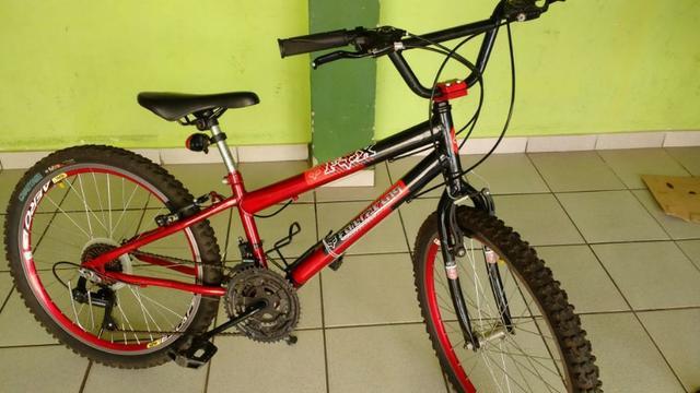 Bicicleta aro 24 21 velocidade