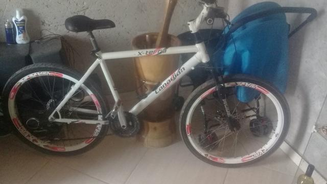 Bicicleta x-terra canadian