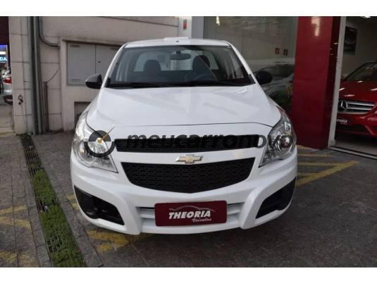 Chevrolet montana ls 1.4 econoflex 8v 2p 2016/2016